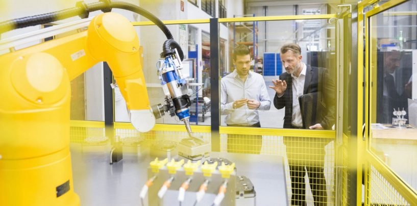 Why are Chief Robotics Officers Gaining Prominence
