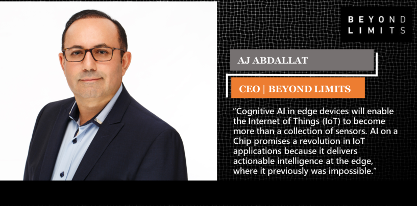 Artificial Intelligence and Internet of Things – Intelligence at the Edge