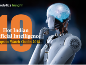 10 Hot Indian Artificial Intelligence Startups to Watch Out in 2018