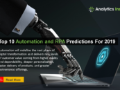 Top 10 Automation and RPA Predictions For 2019
