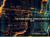 Top 5 Data Science Trends to Watch in 2019