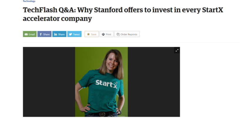 Claims by tech startup of Stanford University misusing its tax-exemption and education mission through venture capital firm Stanford-StartX Fund LLC. and startup accelerator StartX