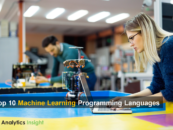 Top 10 Machine Learning Programming Languages