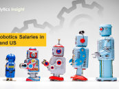 Top Robotics Salaries in India and US