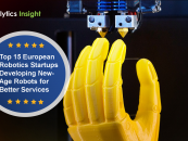 Top 15 European Robotics Startups Developing New-Age Robots for Better Services