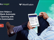WorkFusion Helps a Leading Bank Automate Account Opening with Intelligent Automation
