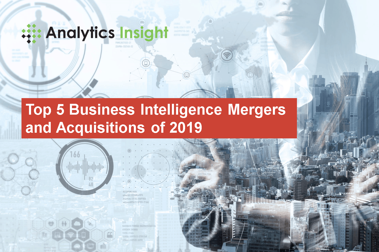 Business Intelligence Mergers and Acquisitions