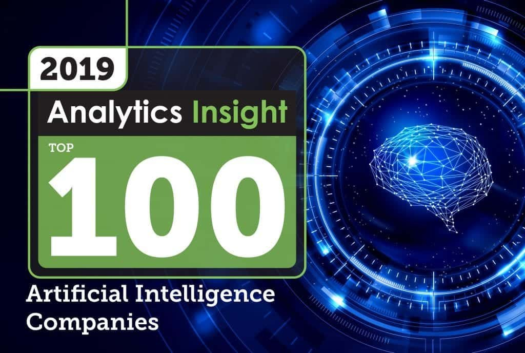 Top 100 Artificial Intelligence Companies of 2019