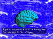 Top 5 AI Acquisitions of 2019 Paving New Opportunities for Tech-Players