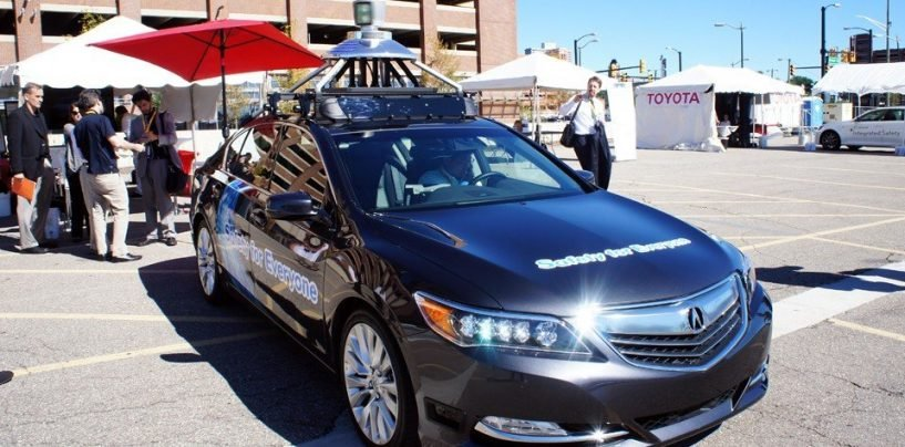 Honda Expands Its Footprint to Self-Driving Cars in Next Year
