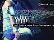 Top 5 Big Data and AI Sports Companies of 2019