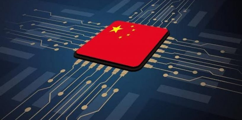 China is the New Leader of AI Venture Capital Investment