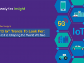 Top 13 IoT Trends To Look For:  Ways IoT is Shaping the World We See