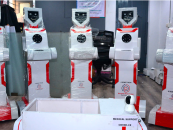 Use of Automation and Robots to Fight Coronavirus