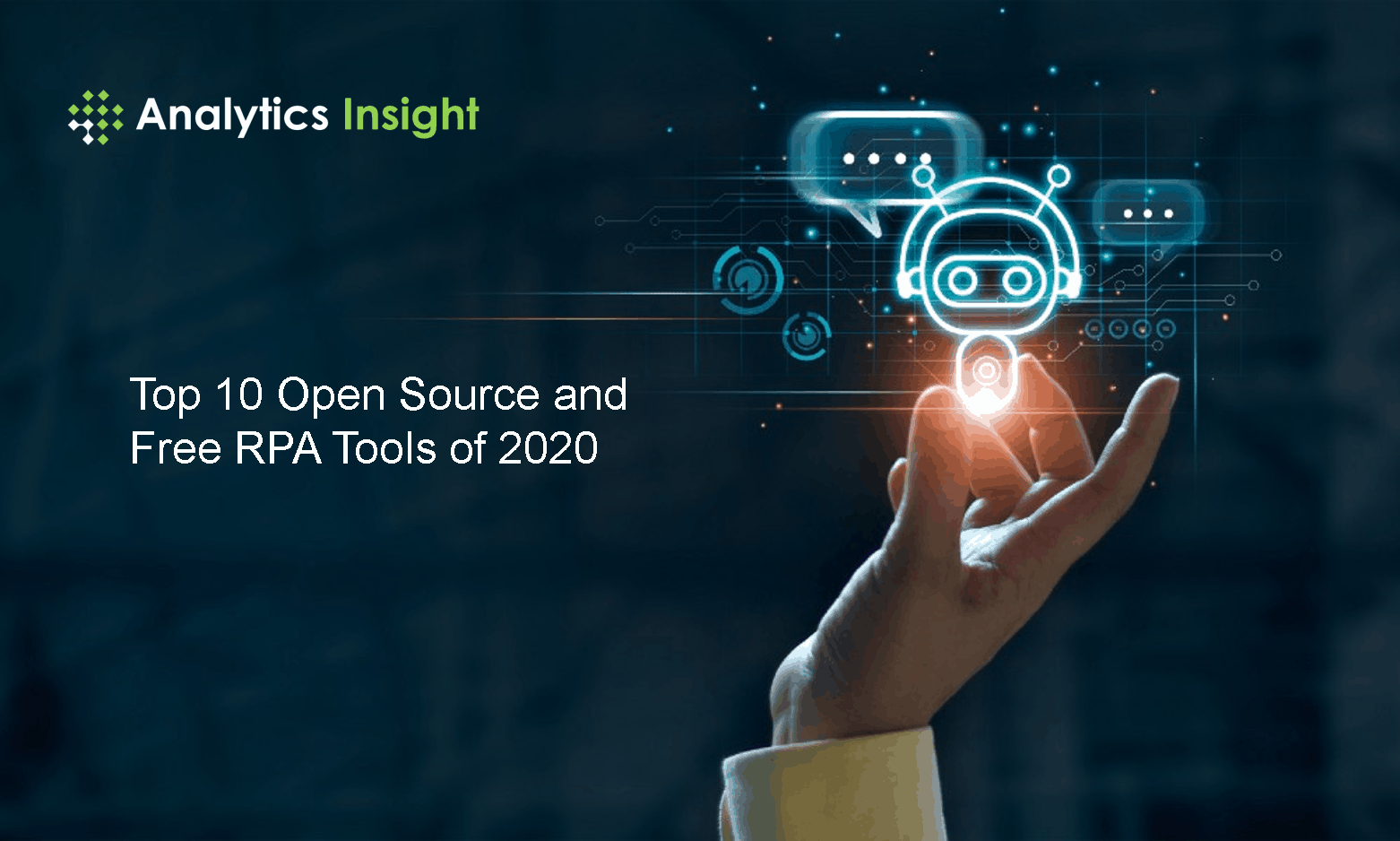 Top 10 Open Source and Free RPA Tools of 2020