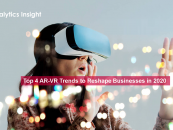 Top 4 AR-VR Trends to Reshape Businesses in 2020