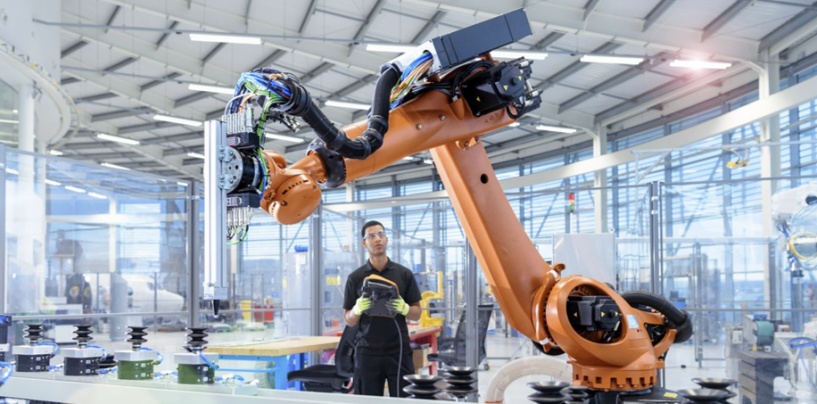 How Industrial Robots Are Innovating Various Sectors?