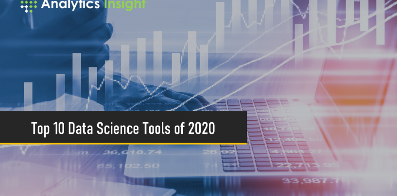 Top 10 Data Science Tools of 2020