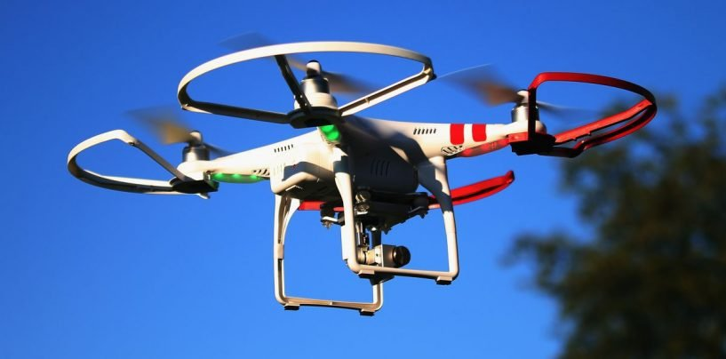 Researchers Develop AI Tool to Detect Drones Over Airport