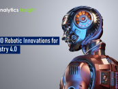 Top 10 Robotic Innovations to Expedite Industry 4.0
