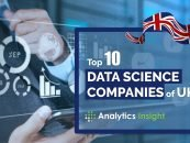 Top 10 Data Science Companies of United Kingdom