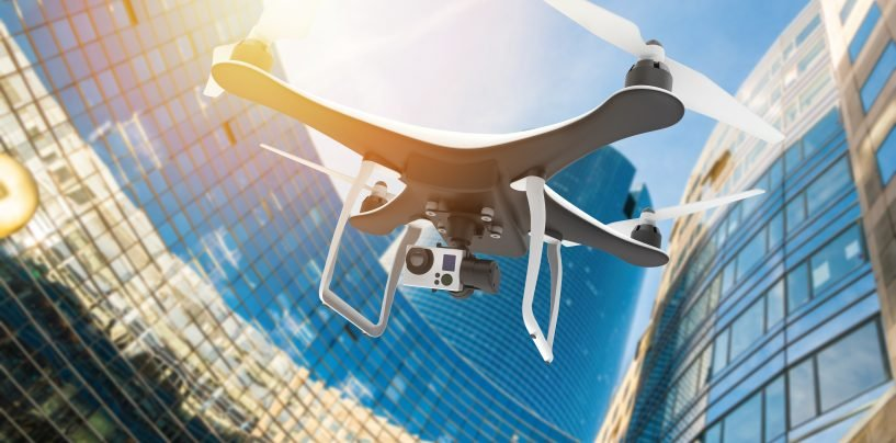 How Drones are Accelerating in the Warehousing and Logistics Industry