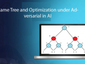 Game Tree and Optimization under Adversarial in AI