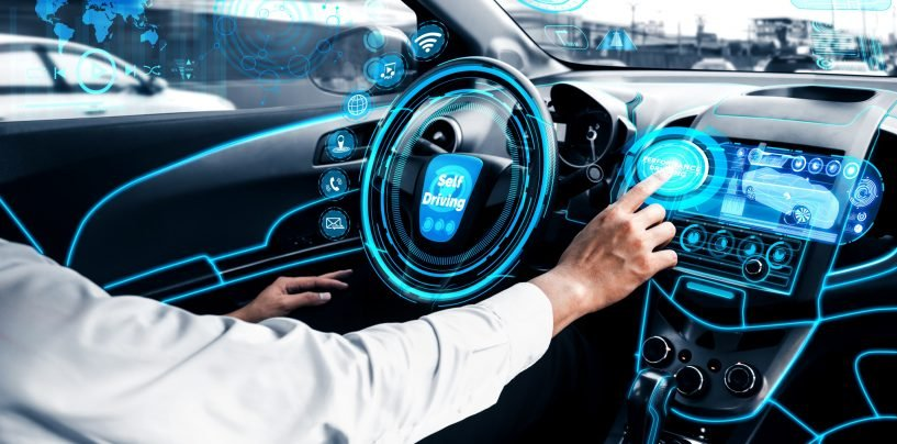 Five Connectivity Requirements for V2X Autonomous Vehicle Technology