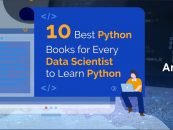 10 Best Python Books for Every Data Scientist to Learn Python