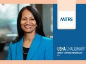 Usha Chaudhary: Leveraging Multi-Disciplinary Experience to Solve Problems for A Safer World
