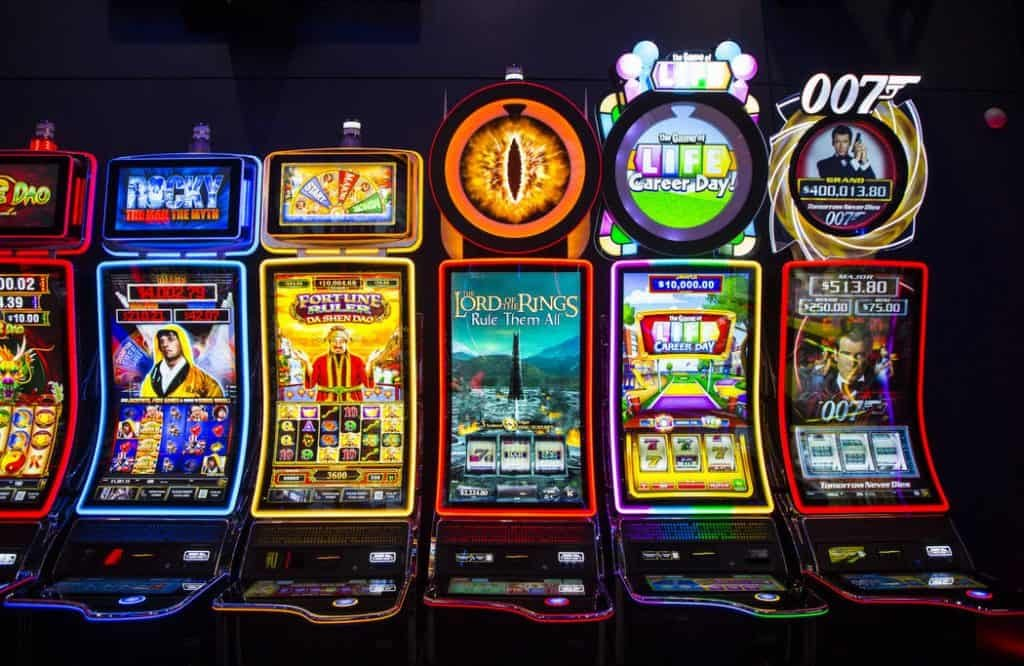 The Evolution of Slot Machine Technology