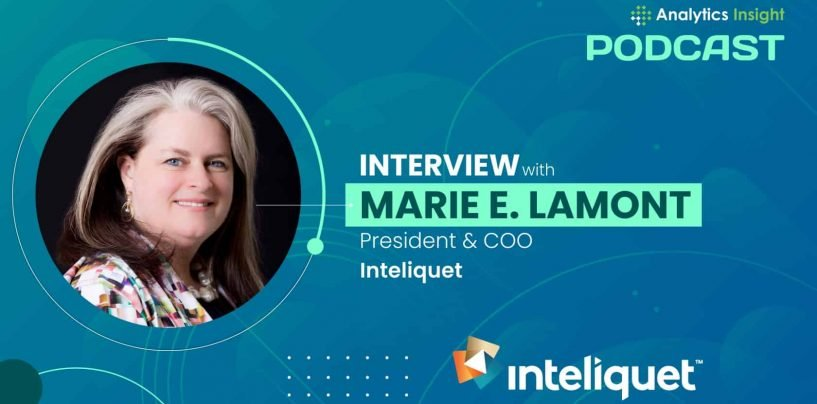 Exclusive Interaction with Marie E. Lamont, President and COO, Inteliquet