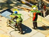 Computer Vision to Change the Outlook of Construction Activities