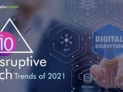 The 10 Disruptive Tech Trends of 2021
