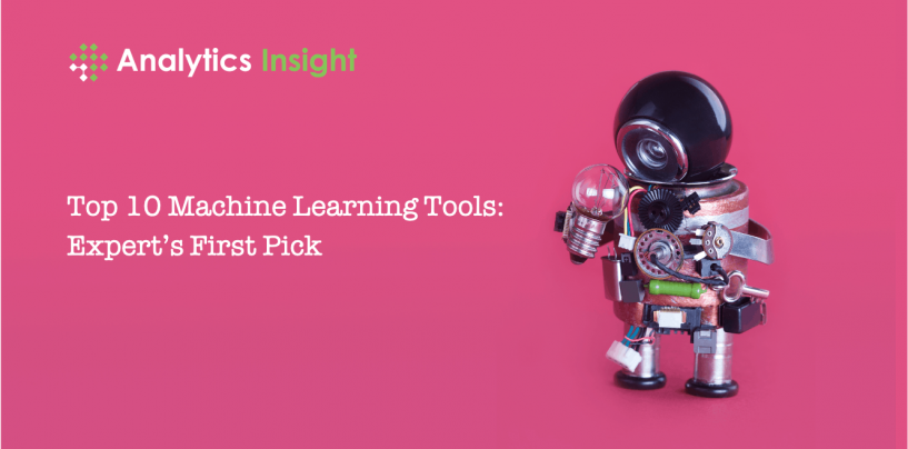 Top 10 Machine Learning Tools: Expert's First Pick