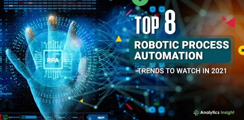 Top 8 Robotic Process Automation Trends to Watch in 2021