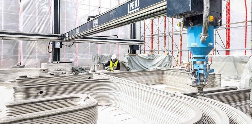 3D Concrete Printing: A Step Towards Development in India