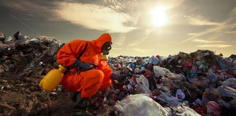 AI-guided Robots to Solve the Challenge of Plastic Pollution