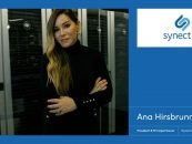 Ana Hirsbrunner: Creating High-End Technological Solutions Through New Ideas and Disciplines