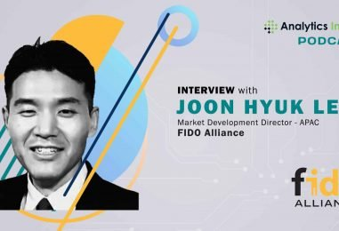 Exclusive Interaction with Joon Hyuk Lee, Market Development Director – APAC, FIDO Alliance