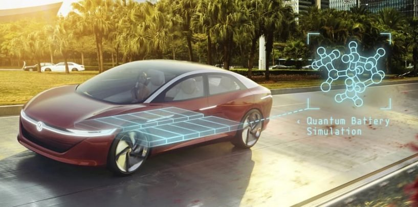 The Role of Quantum Computing in Automotive Industry