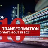 Top 10 Digital Transformation Trends to Watch Out in 2021