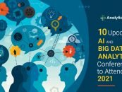 10 Upcoming AI and Big Data Analytics Conferences to Attend in 2021