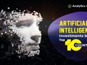 Artificial Intelligence Investment by Top 10 Countries