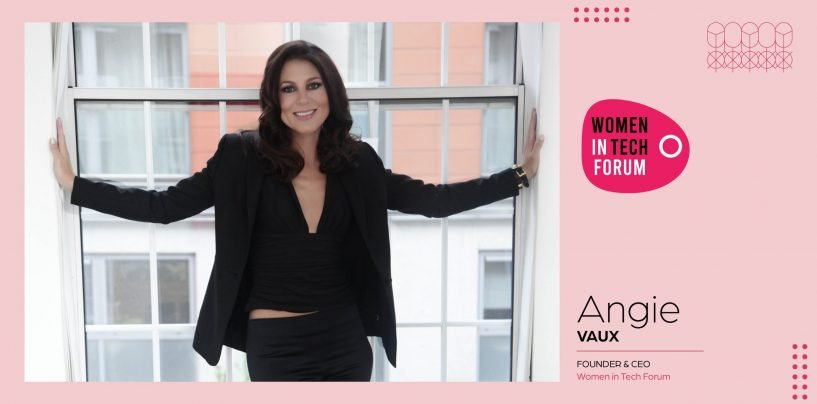 Angie Vaux: Building a community platform for like-minded individuals to drive career progression