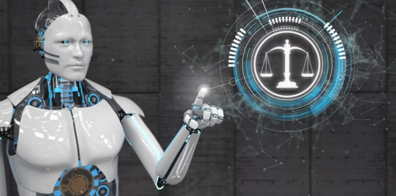 AI Will have Robot Judges Soon. What about Human Judges?