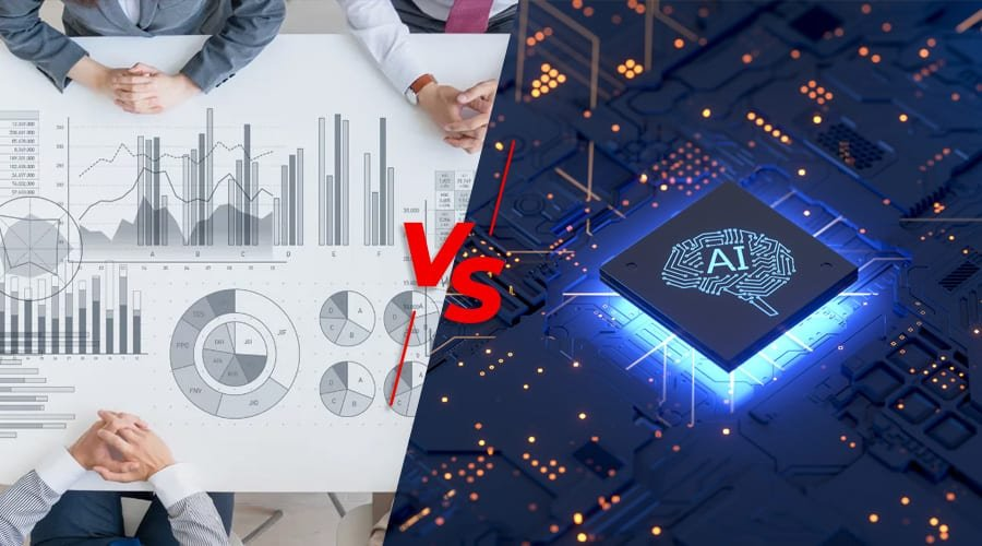 Data Science vs Artificial Intelligence: A Head-to-Head Combat