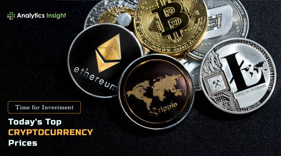 Top Cryptocurrency Prices