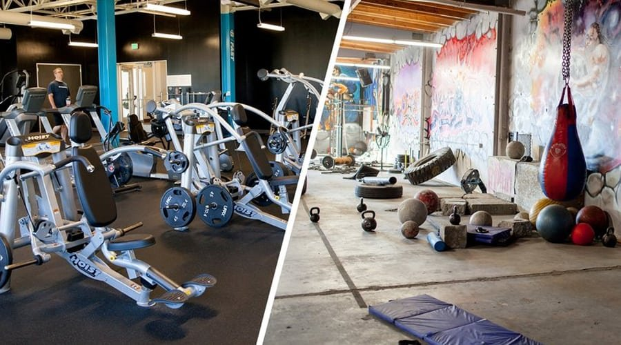 Traditional Gyms v/s Smart Gyms